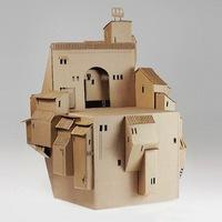Kartonból kastély, kastélyból szék
