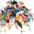 Origami lámpabúra