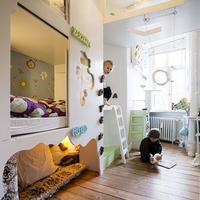Stílusos gyerekszoba - Egy-két szinttel feljebb