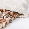 Fából LEGO