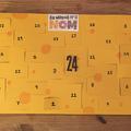A csoki már nem menő, sajtos adventi naptárat a gyereknek!