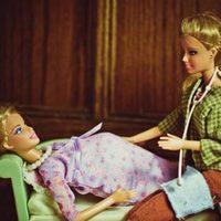 Barbie és az otthonszülés