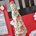 Ötletparádé - Gúlában álló karácsonyfák