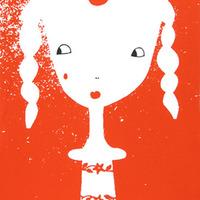 Képet a gyerekszobába - Hercegnő piros bikiniben