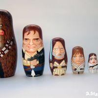 Star Wars matrjoskában