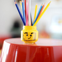 Sk LEGO ceruzatartó