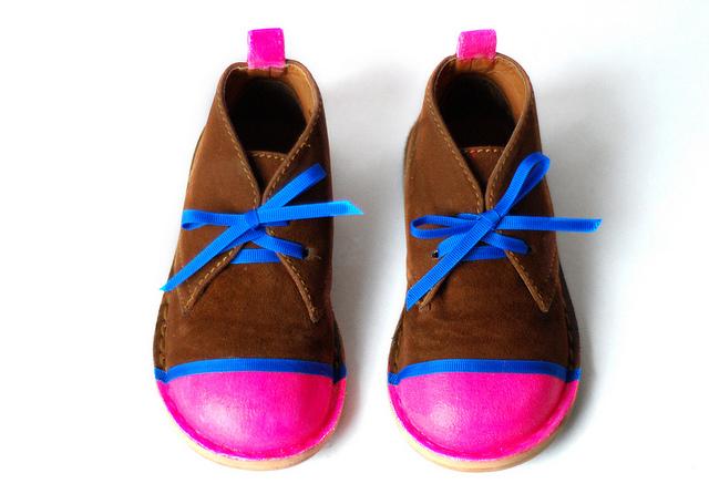 f481de0f17 Sk cipőfelújítás nemcsak kölköknek! - Gyerekszoba