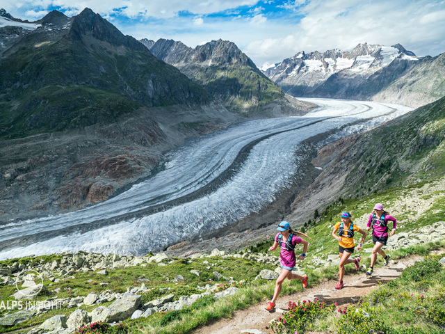 A Swiss Alps 100 százmérföldes svájci terepfutóverseny (160 km + 9650 m) bemutatása,