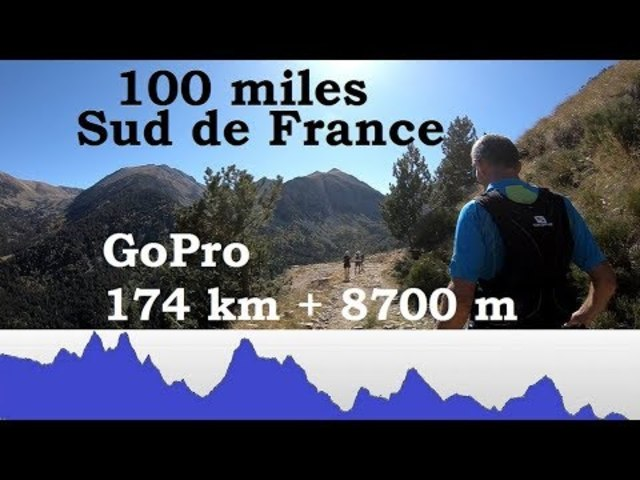 Videó: Best of 100 miles Sud de France (174 km + 8700 m) 2019' - GoPro , Full HD