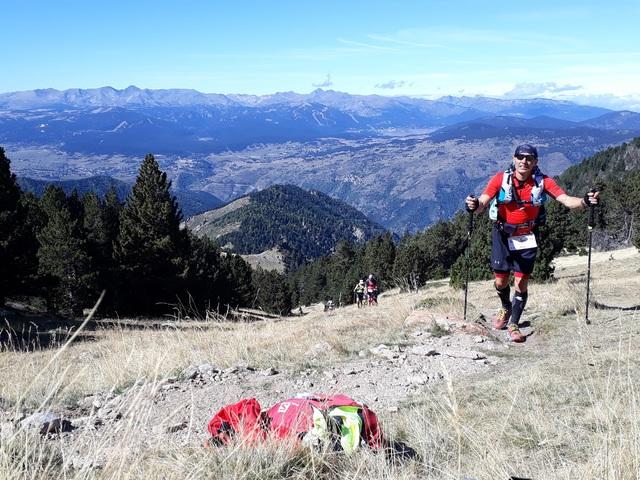 2019. október 4-6. 100 miles Sud de France (174 km + 8700 m), avagy harmadik százmérföldes terepfutóversenyem