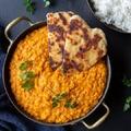Fitness konyha: vöröslencse curry csirkemellel