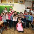 Kecskeméti iskolások üzenetét adtuk tovább!