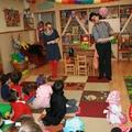 Farsang a Gyermekotthonban - A Bohócdoktorokkal.