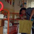 Szegeden a Gyermekklinika sebészetén jártak a Gyógyító Bohócdoktorok!