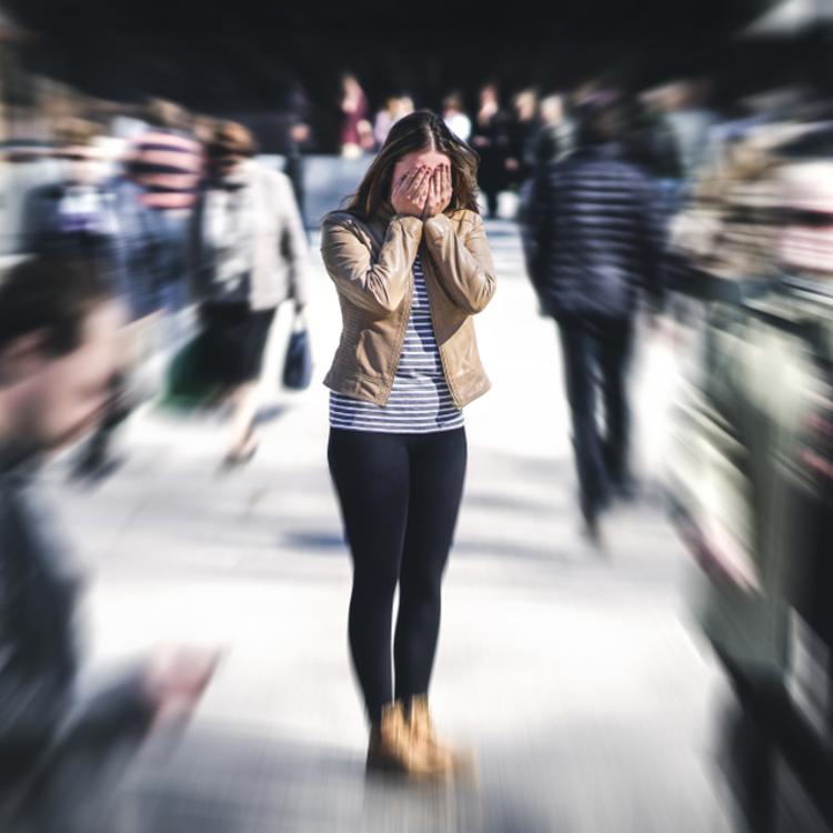 A krónikus stressz depresszióhoz vezethet