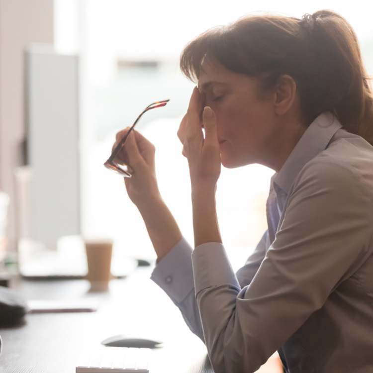 Így rombolja a stressz az egészségedet