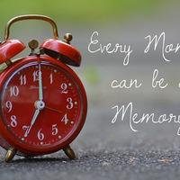 Minden pillanatot fordíts a magad javára.