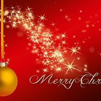 Boldog karácsonyi ünnepeket kívánok! :)