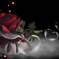 Amikor a szívünk kinyílik, mint egy virág...