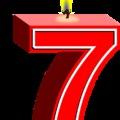 A 7-es szám tükrében
