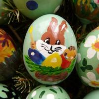 Kellemes húsvétot kívánok! :)