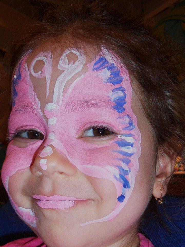 hogyan kell festeni az arcot
