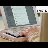 Írógép + iPad