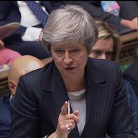 Kiszivárgott videó: Theresa May Gollumként védi a Brexitet