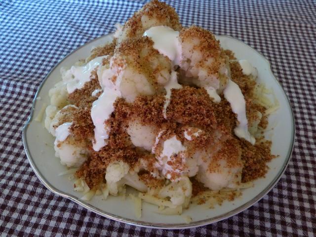 A megunhatatlan morzsás karfiol