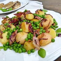 Színes, ízes változat krumplira