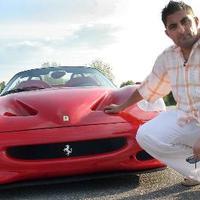 Győzike - a kórházi ágyból egyenesen a Ferrari nyomába