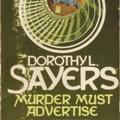 A klasszikus angol krimi esete a marketingesekkel (Dorothy L. Sayers: Murder Must Advertise)