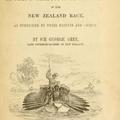 George Grey: Polynesian Mythology & Ancient Traditional History of the New Zealanders