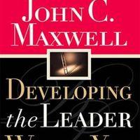 Könyvajánló: John C. Maxwell könyvei