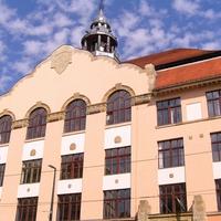 A bedeszkázott iskola