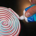 Csíkos fogkrém