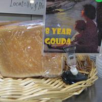 A gouda sajt íze