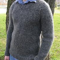 A pulóver lábnyoma