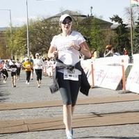 Egyéni csúcs a félmaratonon