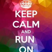 Keep calm, és fussunk, míg lehet