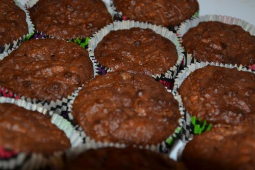 "Almás ""energia""muffin"