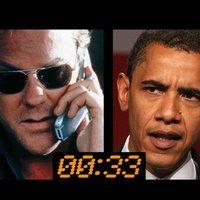 Bauer és Obama