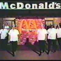 McDonalds reklám a 70-es évekből