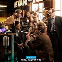 4. évados Eureka poszter