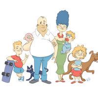 The Simpsons: így néznének ki, ha