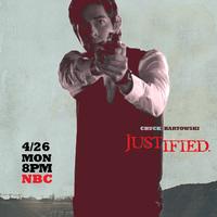Chuck-Justified mash-up