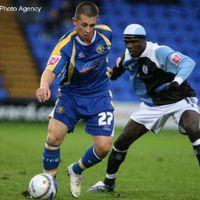 Bury-Rochdale angol negyedosztályú bajnoki