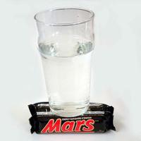 Van víz a marson!