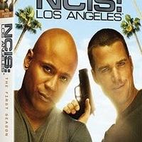 NCIS: Los Angeles dvd-borító
