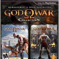 God of War Collection II.rész